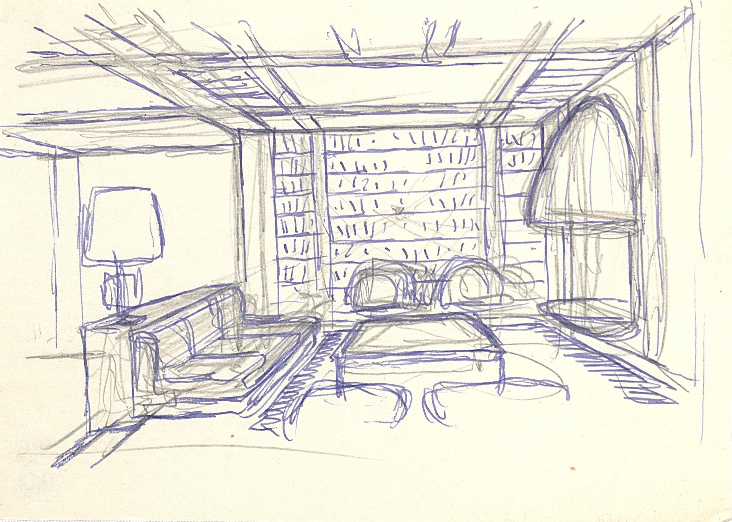 Interior Sketch | Progettazione | Lavori Ristrutturazione | Servizi di Progettazione: Consulenza d'Arredo, Interior Sketch, Progettazione d'interni, Rendering 3D... | Impresa edile Roma | C.E.BU.